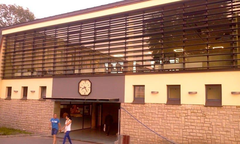 Dworzec główny PKP Radom