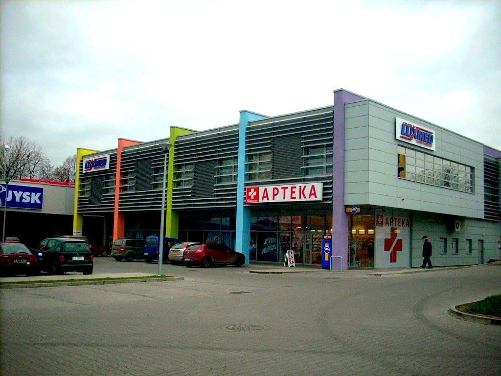 Galeria handlowa Lublin