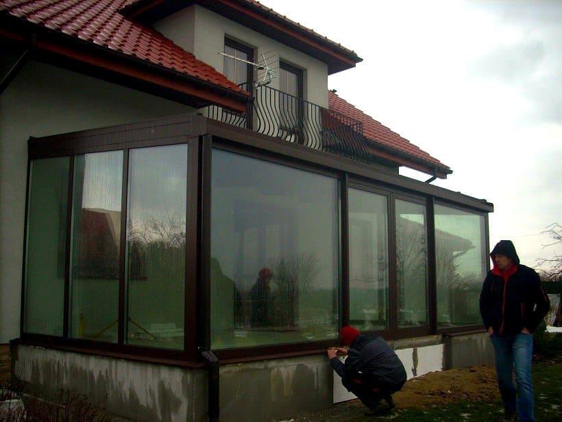 Ogród zimowy Świdnik