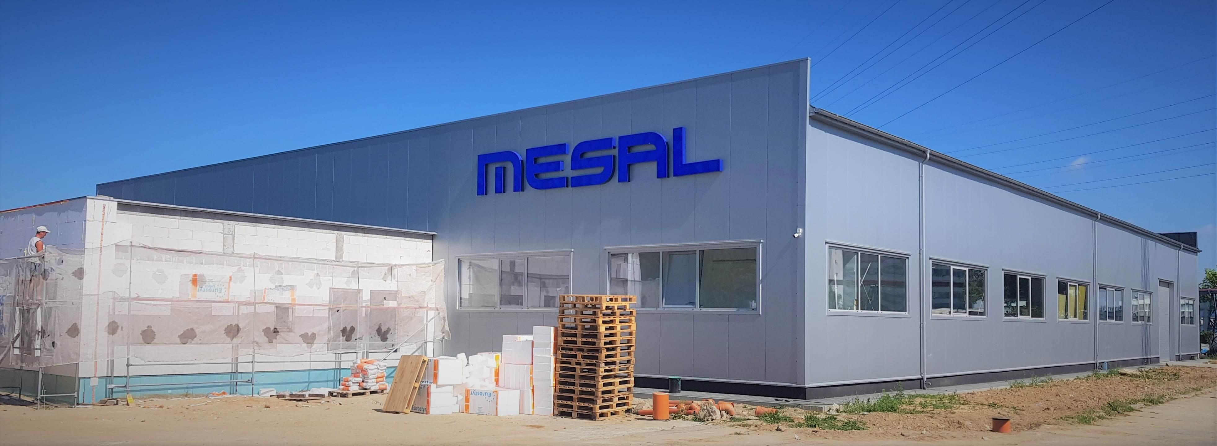 MESAL-budowa